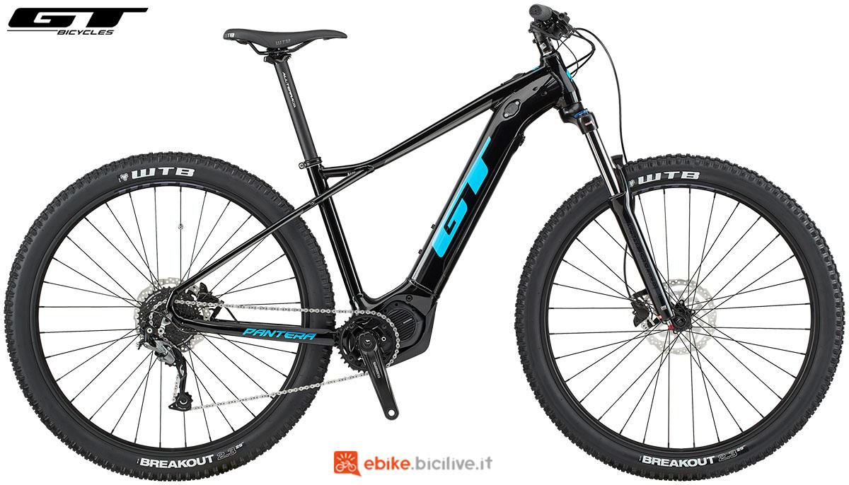 La bici GT-E Pantera Current 2020