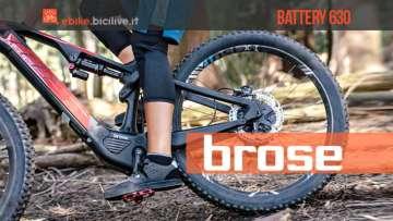 La nuova Brose Battery 630 2020