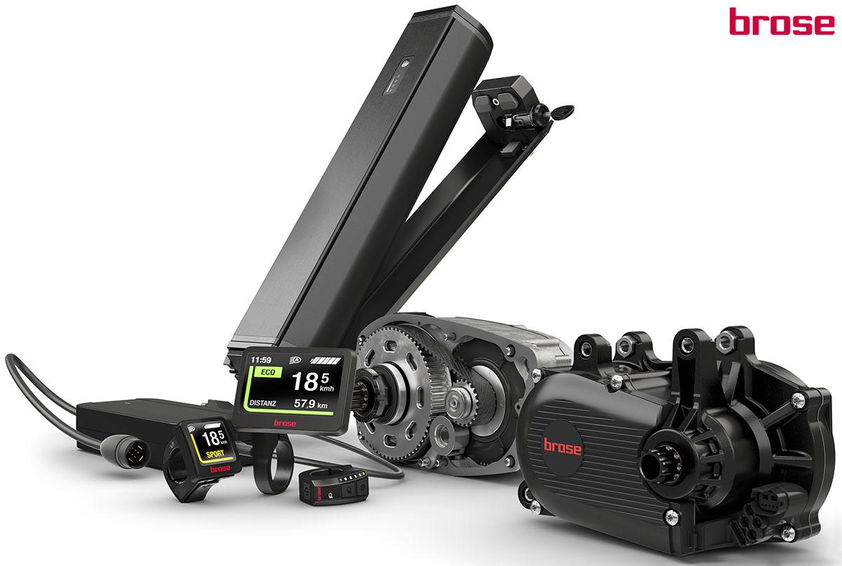 La nuova Brose Battery Drive System 630 2020