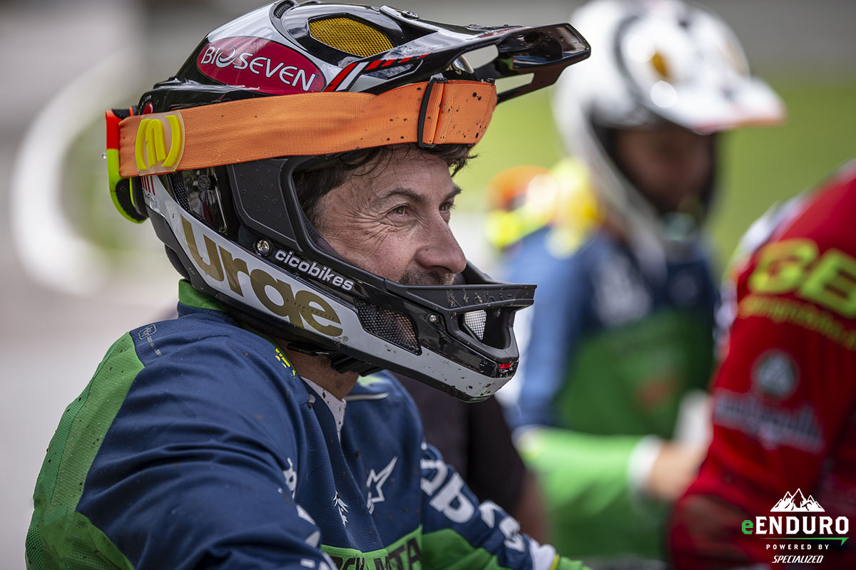 Il vincitore della gara di E-Enduro 2019 al Pejo è Davide Sottocornola