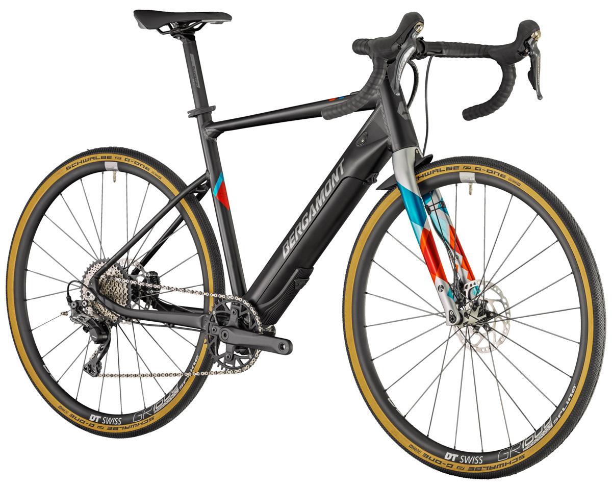 Una bicicletta e-Strada Bergamont E-Grandurance 2020