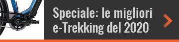 Speciale: le nuove ebike da trekking del 2020