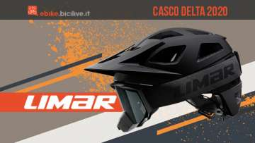 Casco Limar Delta 2020 e maschera Roc per l'all mountain