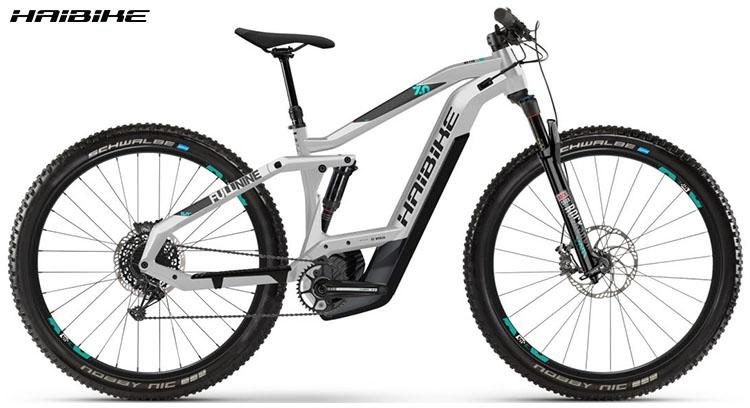 La bici ebike Haibike SDURO FullNine 7.0 2020