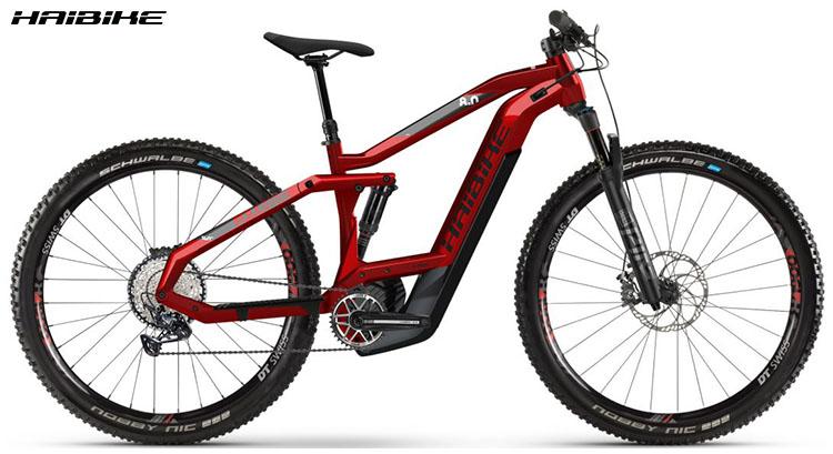La bici ebike Haibike SDURO FullNine 8.0 2020