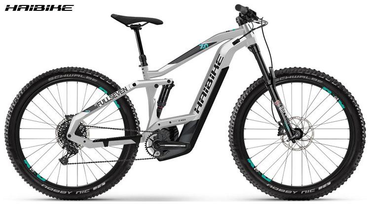 La bici ebike Haibike SDURO FullSeven LT 7.0 2020