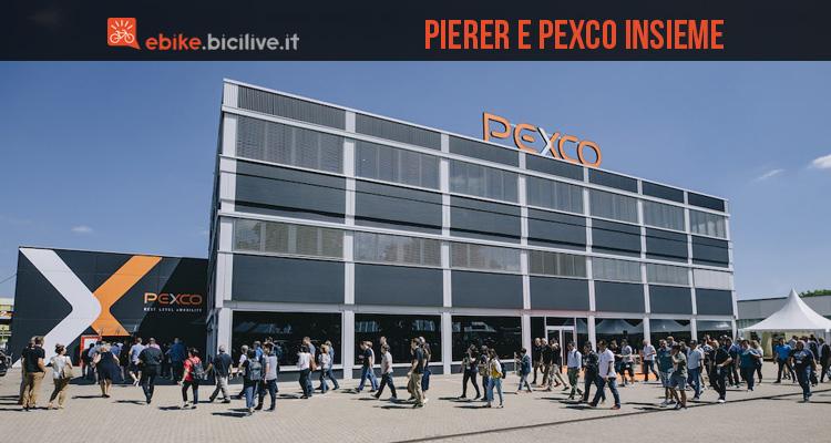 PIERER e PEXCO: nasce il nuovo polo innovativo della mobilità a due ruote