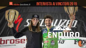 Intervista ai vincitori del circuito e-Enduro 2019