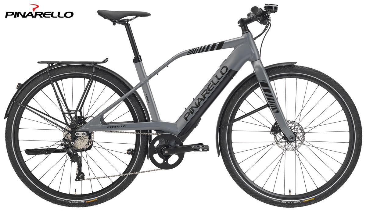 La bicicletta elettrica Pinarello E-Treviso gamma 2020