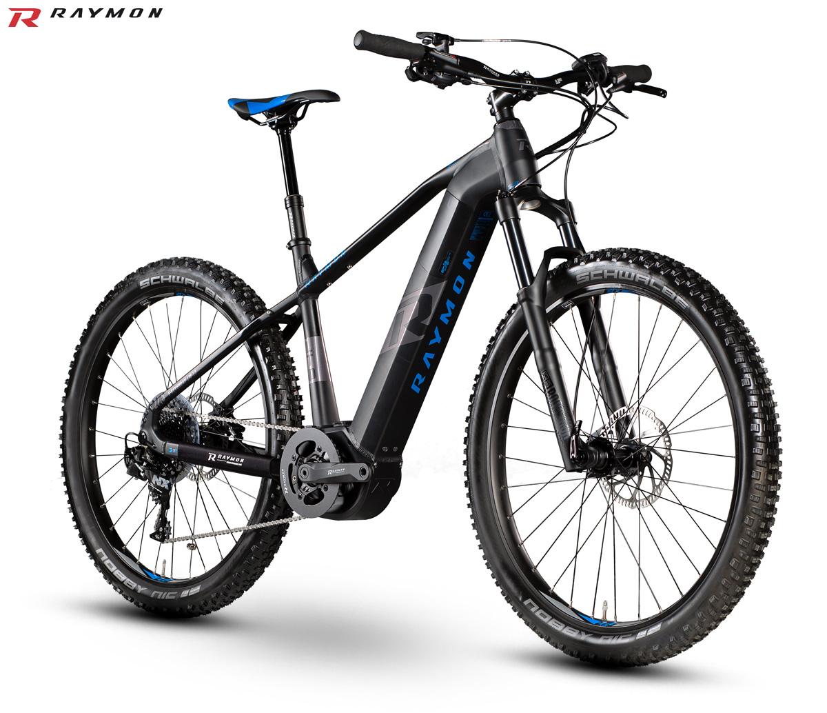 Una bicicletta a pedalata assistita E-SevenRay LTD 1.0 anno 2020