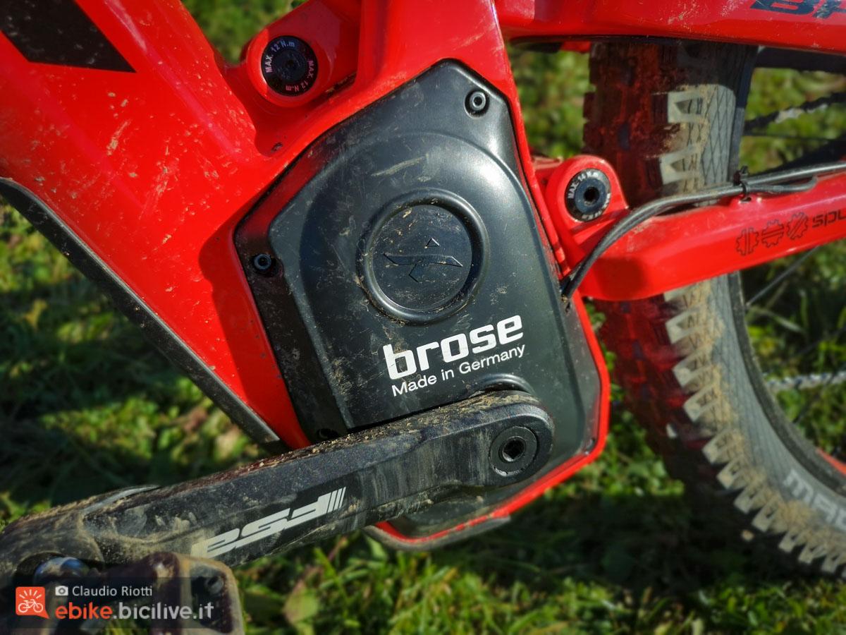 foto del motore brose