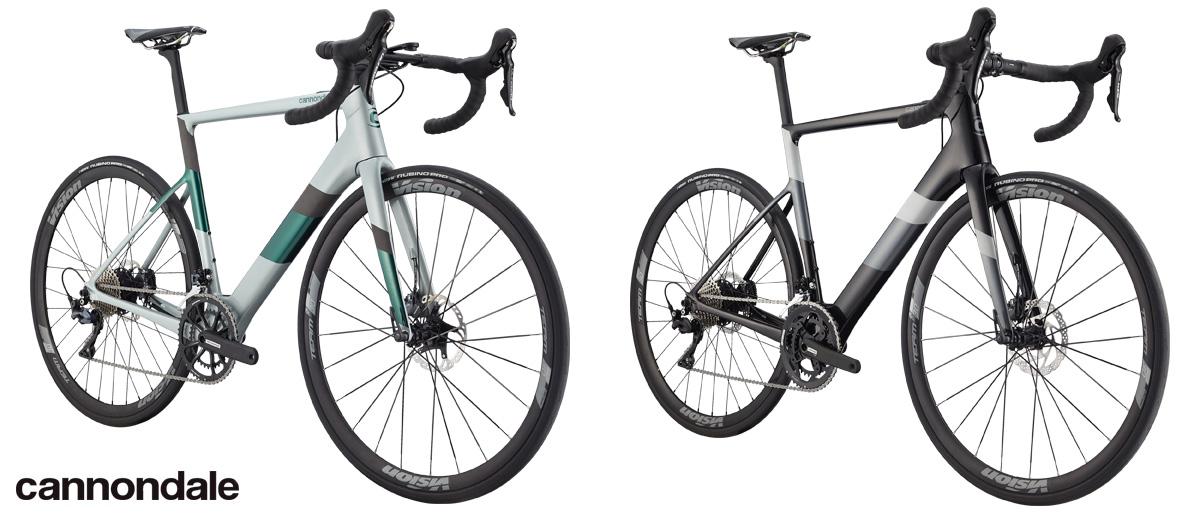 Le biciclette e-Road Cannondale SuperSix EVO Neo 2 e 3