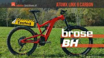 foto della BH atomx