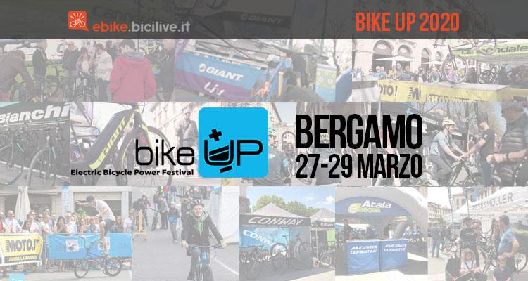 Tutto pronto (o quasi) per BikeUp 2020