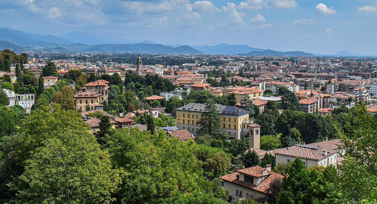 La città di Bergamo ospita BikeUp dal 27 al 29 marzo 2020