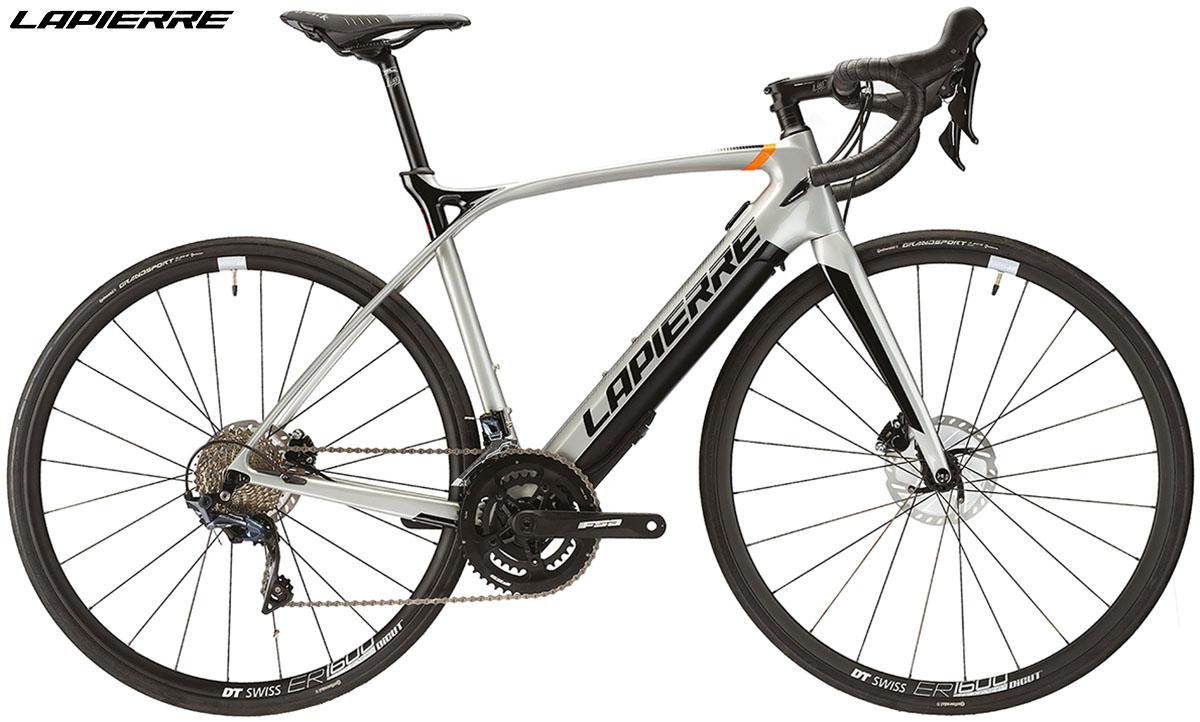 La bici Lapierre eXelius SL 600 2020