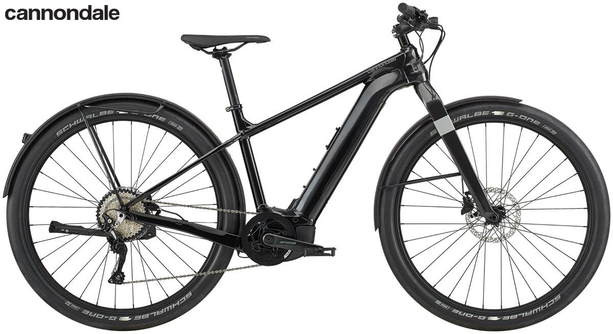 La bici ebike Cannondale Canvas Neo 1 Standard 2020