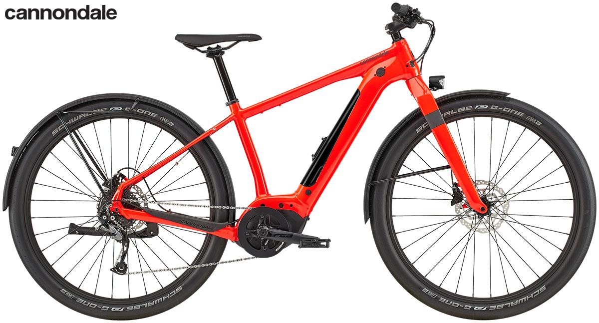La bici ebike Cannondale Canvas Neo 2 Standard 2020