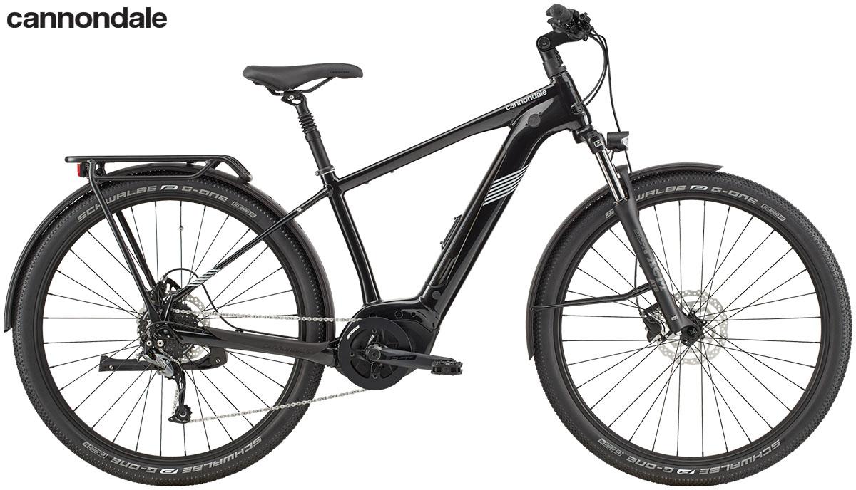 La bici ebike Cannondale Tesoro Neo X 3 2020