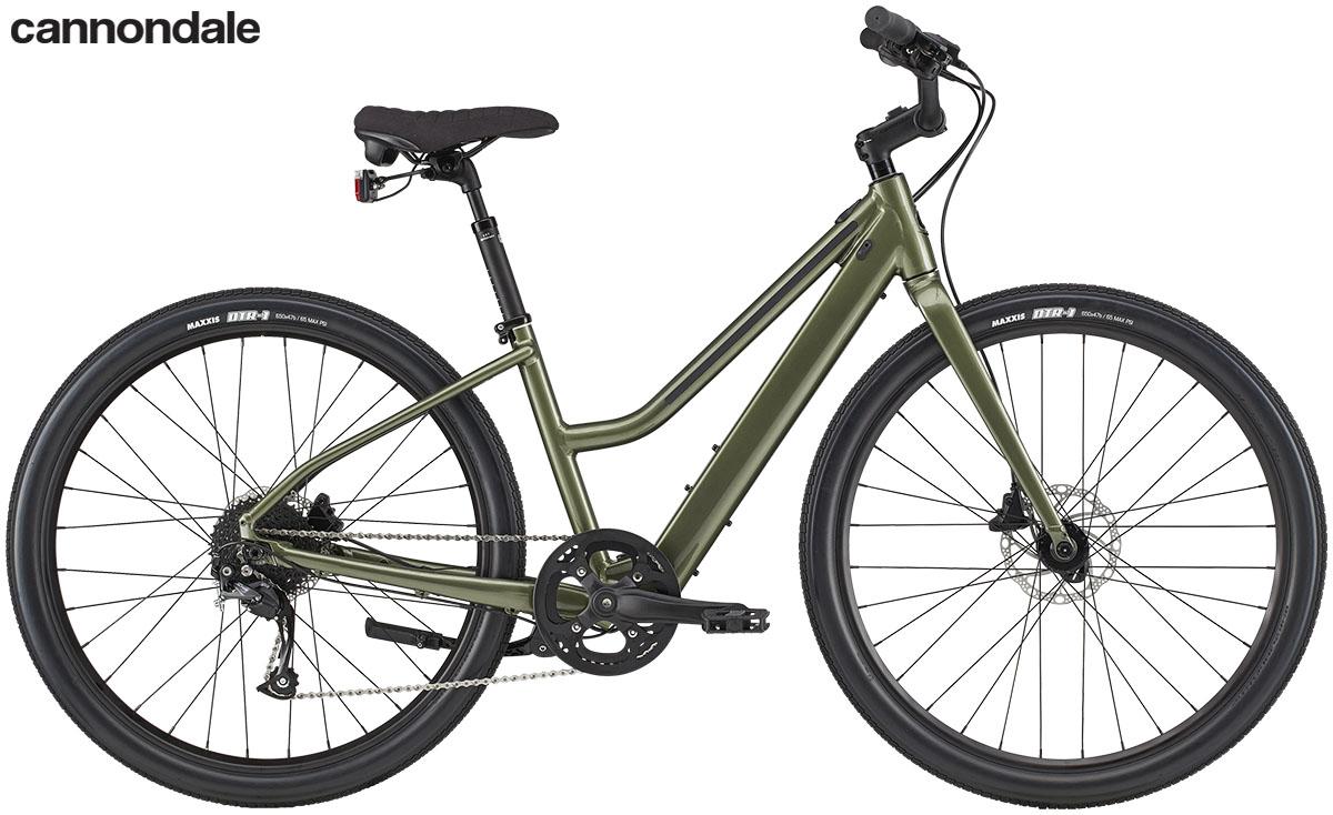 La bici ebike Cannondale Treadwell Neo Remixte 2020