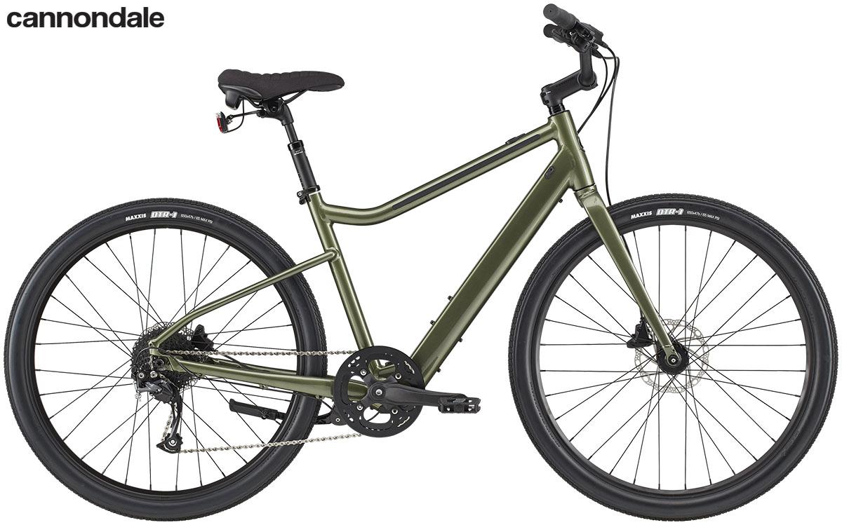La bici ebike Cannondale Treadwell Neo Standard 2020