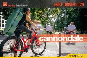 Treadwell Neo, Canvas Neo e Tesoro Neo X: ecco tre linee e-Urban di Cannondale