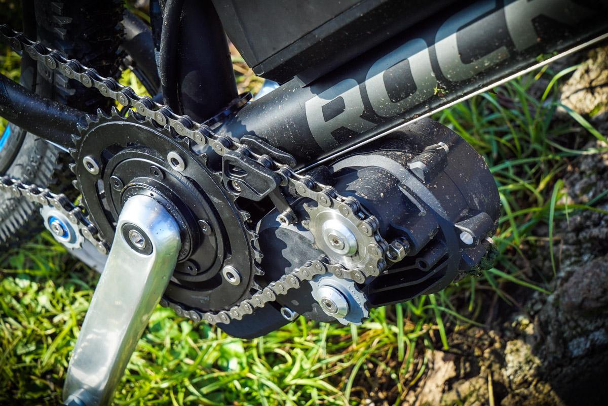 foto del kit di conversione bikee bike