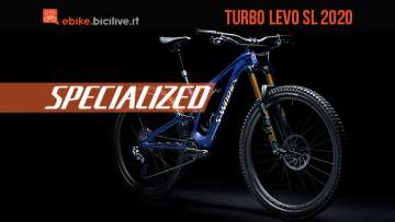 foto della turbo levo sl 2020