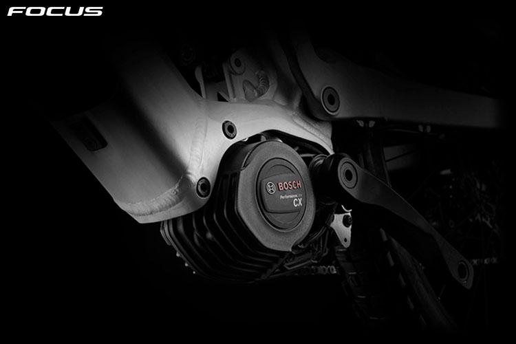 Il nuovissimo motore Bosch Performance CX montato sulla Focus Thron2 2020
