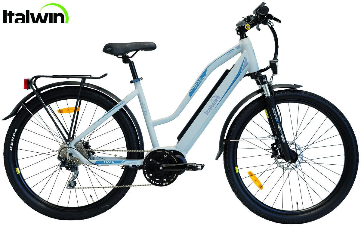 Una bici Italwin Trail Ultra Unisex 2020