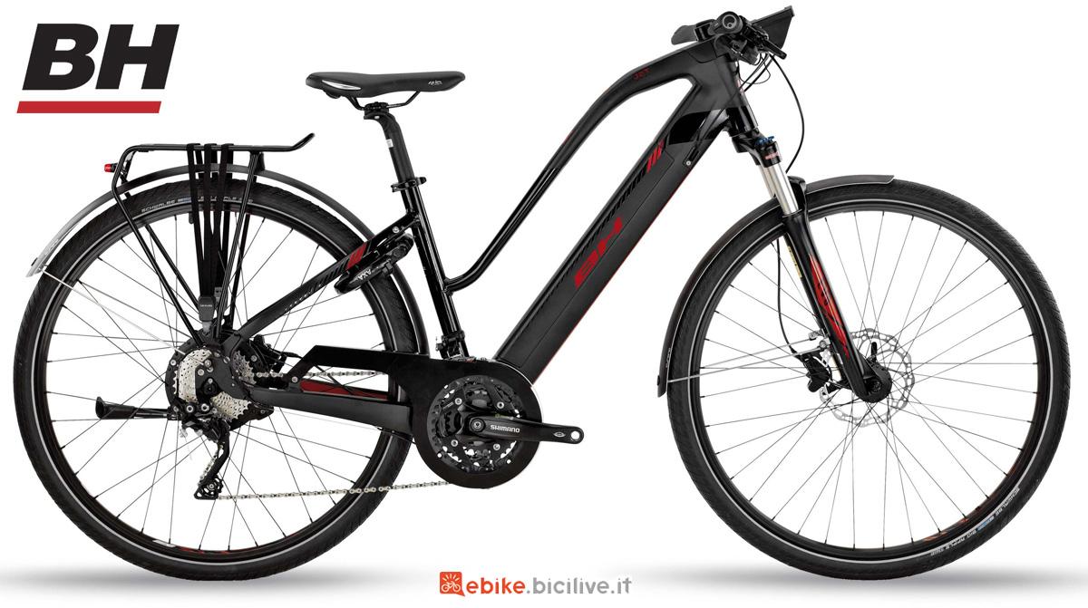 Una e-bike urban BH EVO JET LS PRO-L