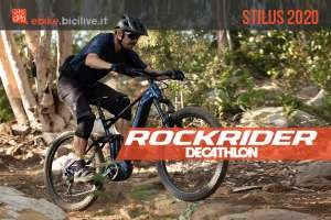 Rockrider Stilus E-All Mountain 27.5+: una eMTB da Decathlon
