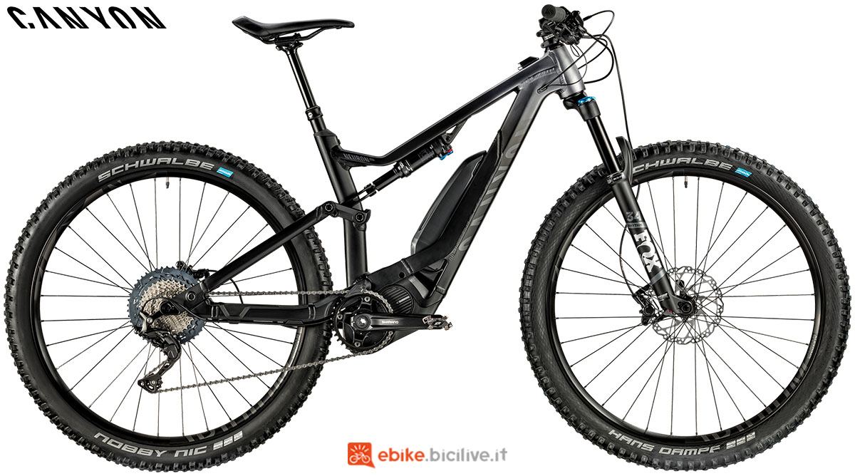 Una ebike Neuron:ON 6.0 2020