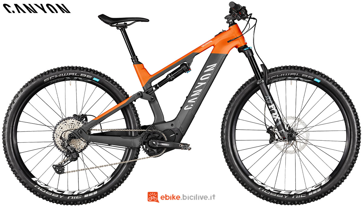 Una ebike Neuron:ON 8.0 2020