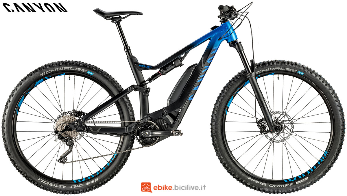 Una ebike Neuron:ON AL 5.0 2020
