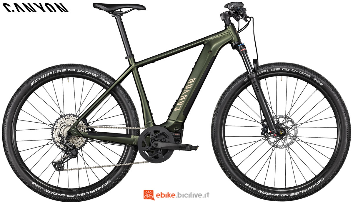 Una bici Pathlite:ON 6.0 2020