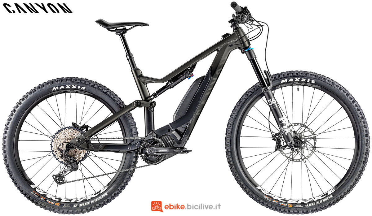 Una ebike Spectral:ON AL 7.0 2020