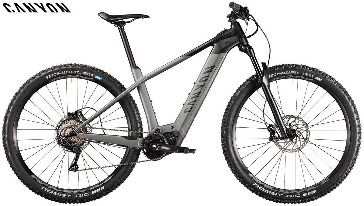 Una bici GRAND CANYON ON AL 8.0 2020