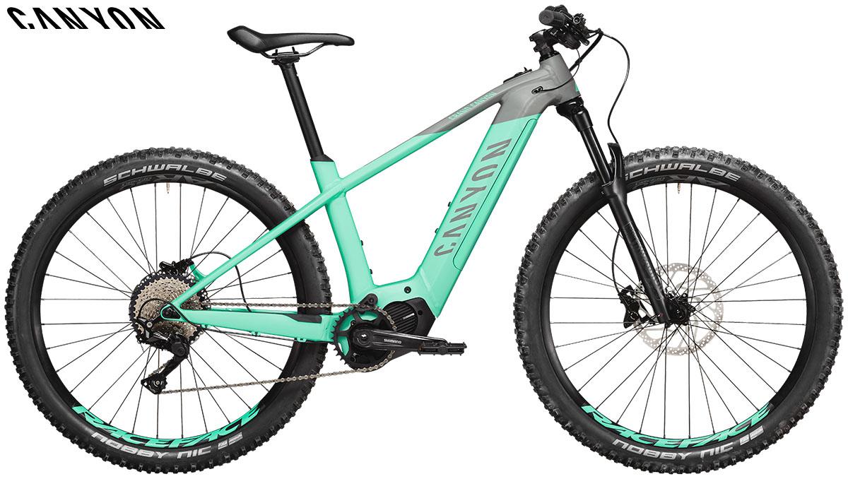 Una bici GRAND CANYON ON WMN AL 8.0 2020