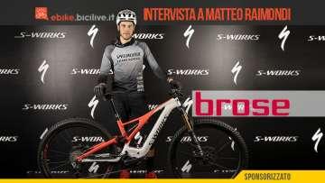 Intervista a Matteo Raimondi, uno tra i migliori rider enduro MTB italiani