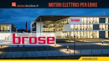 L'azienda tedesca Brose, nell'elettrico dal 2014