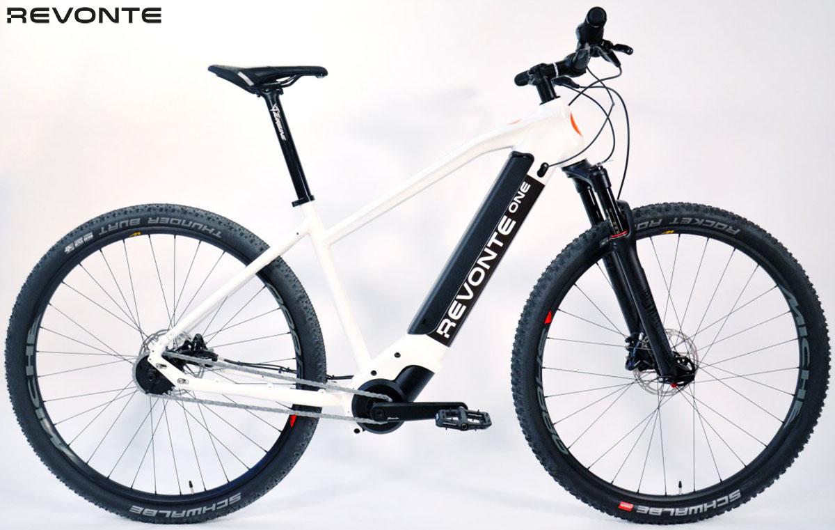 Una bici Revonte One 2020