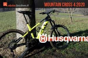 Husqvarna Mountain Cross 4 (MC4) 2020: e-MTB All Mountain