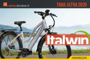 Italwin Trail Ultra 2020: una e-City sportiva