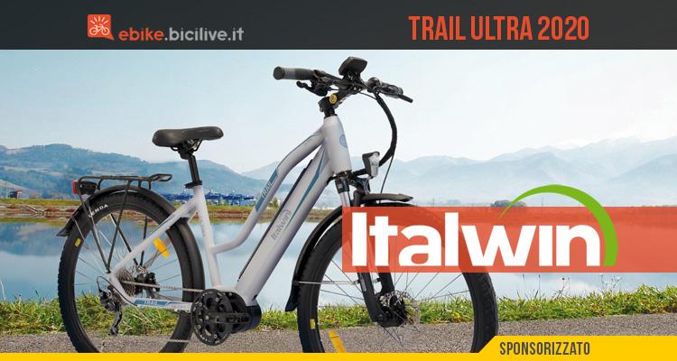 Italwin Trail Ultra 2020: una e-City sportiva