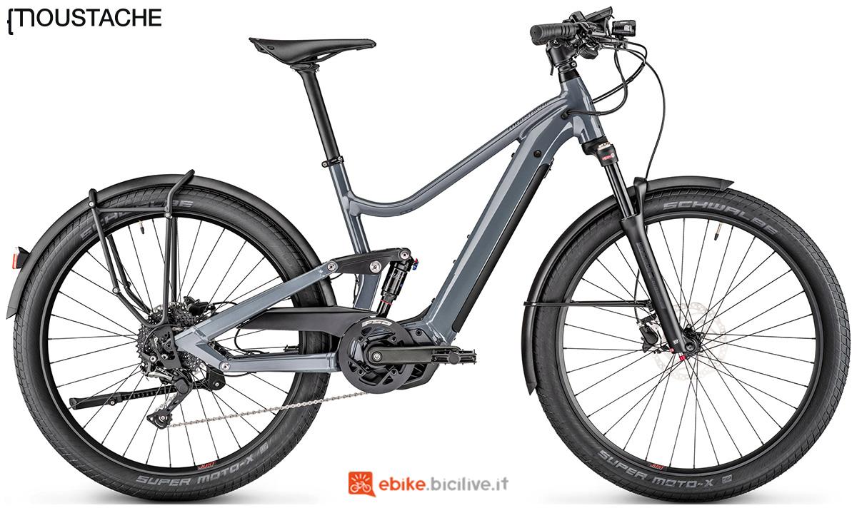 Una bicicletta a pedalata assistita Moustache Friday 27 FS 5