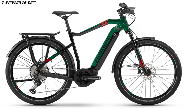 La bici elettrica a pedalata assistita Haibike SDURO Trekking 8.0 2020