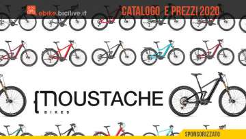 Tutte le e-bike Moustache 2020: il catalogo e listino prezzi