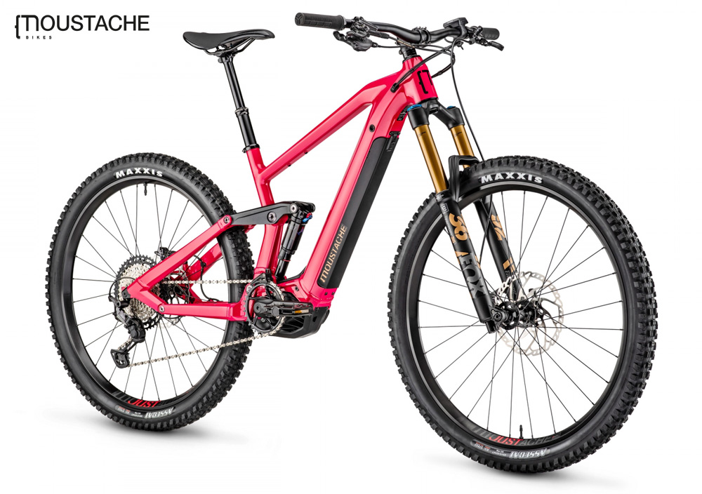 Una mtb a pedalata assistita Moustache Samedi 29 Game 8 2020