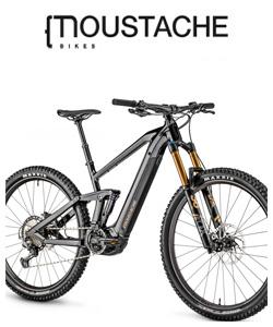 Mountain bike elettrica di Moustache